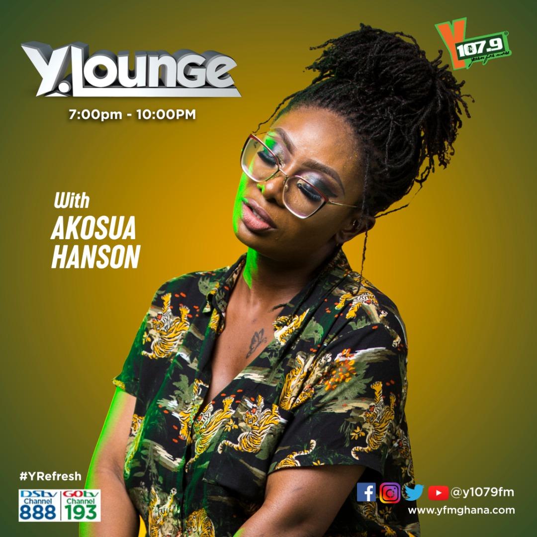 Y Lounge with Akosua Hanson
