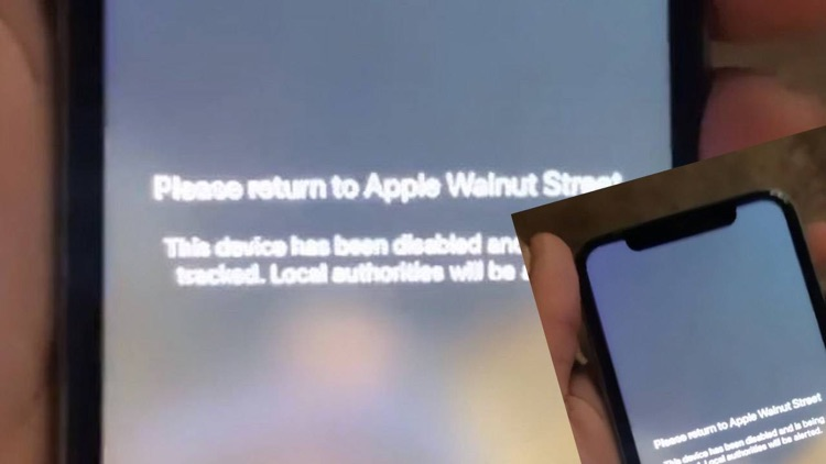 Apple Disables Every Looted iPhone While Tracking the Stolen Devices