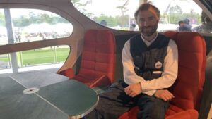 Thomas Heatherwick is hoping people will see the car as an extension of their homes